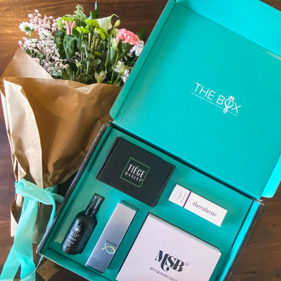 The Box Dermatologist Curated Skincare by Dr Ava Tiege Hanley thermaderm Afore Restorsea MSB My skin buddy